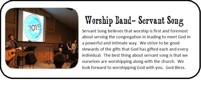 Servant Song